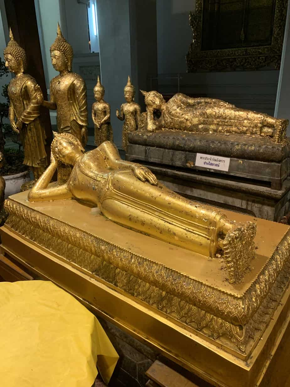 Highlights of Bangkok's Wat Pho and the Reclining Buddha