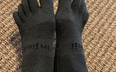 PCT: Day 14: It's all about the feet
