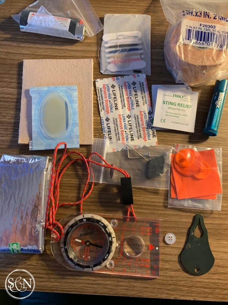 PCT First aid kit